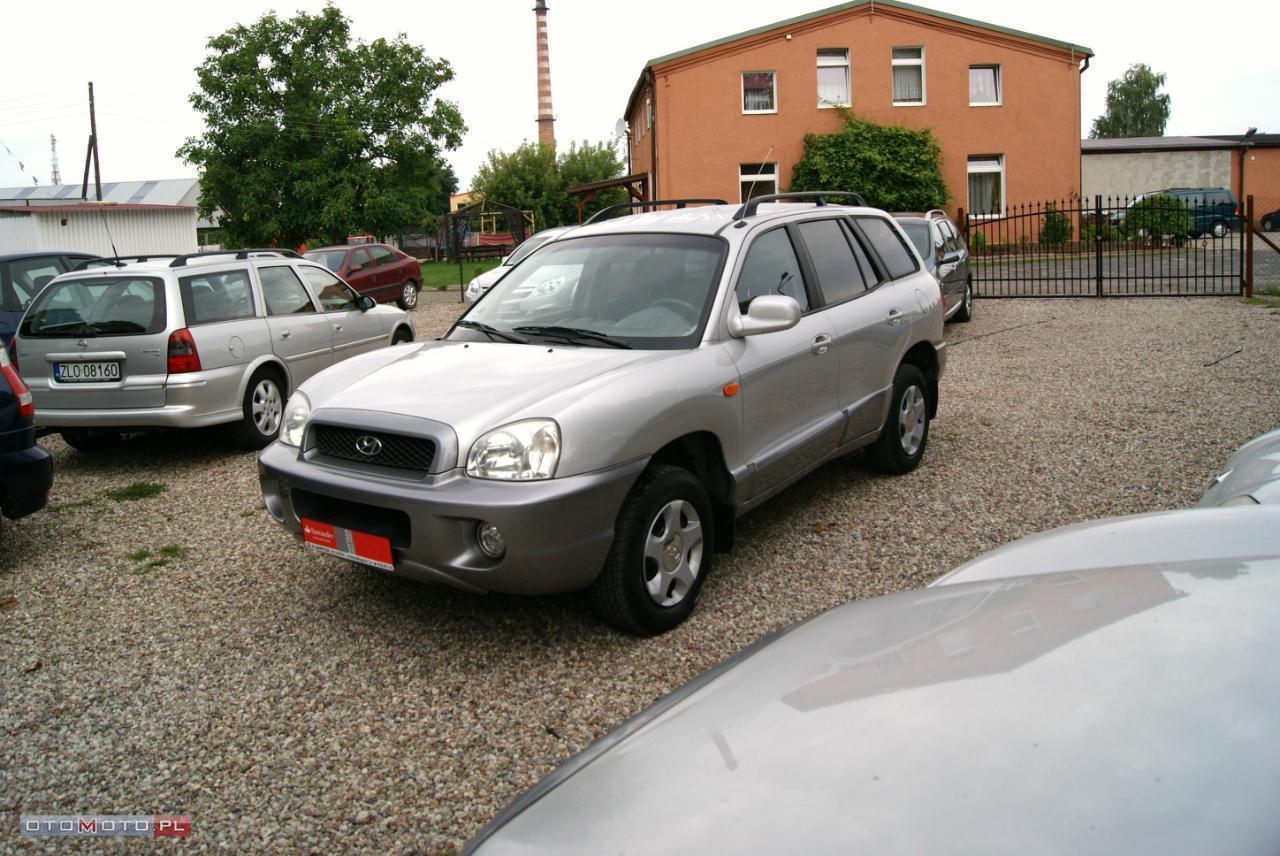 Hyundai Santa Fe 2.0 GAZ!!! ZADBANY!!