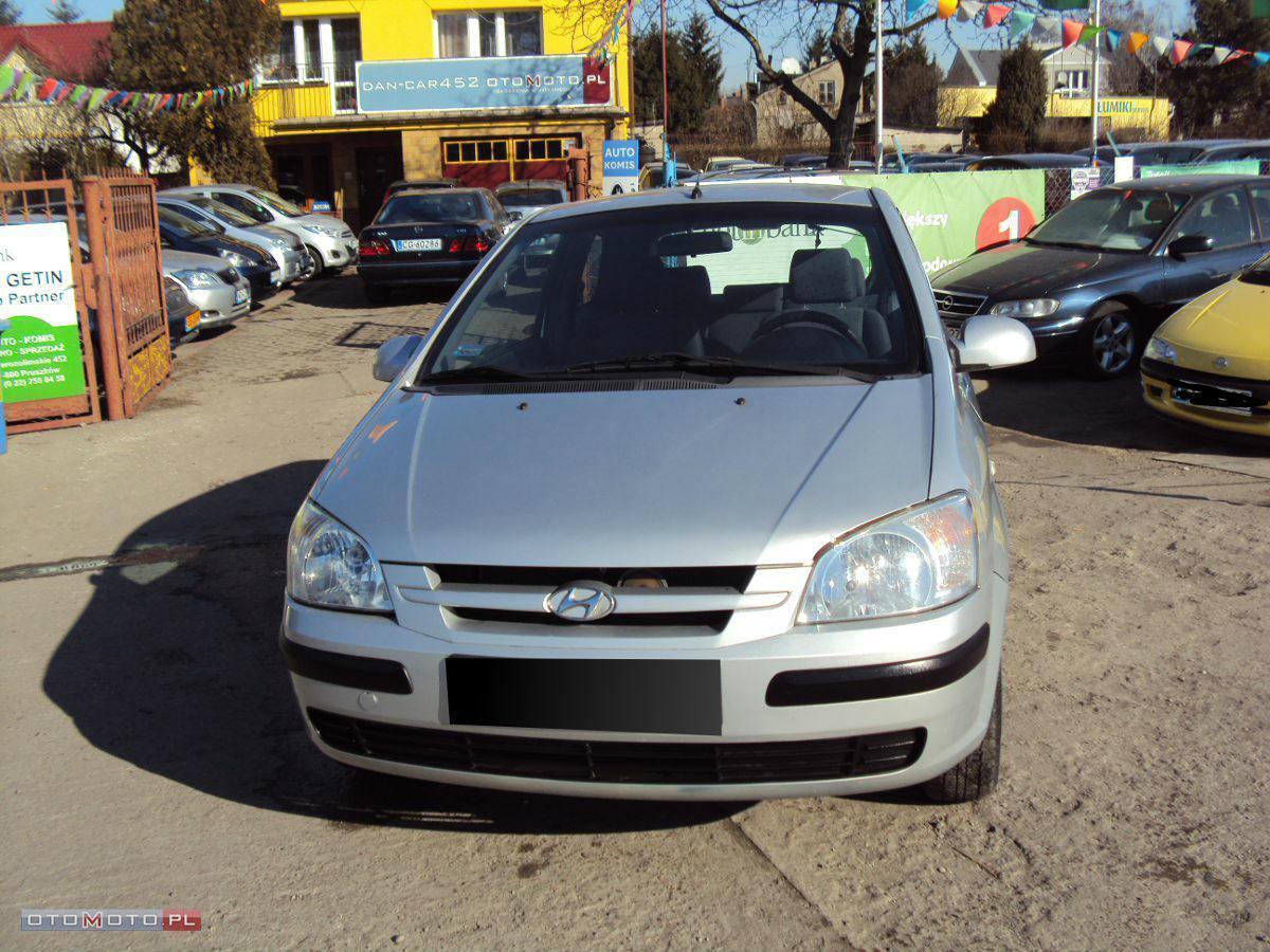 Hyundai Getz //ZAMIANA//KLIMA//