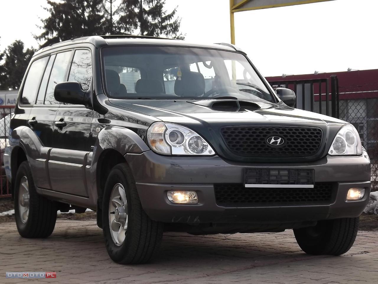 Hyundai Terracan 4x4*KLIMA