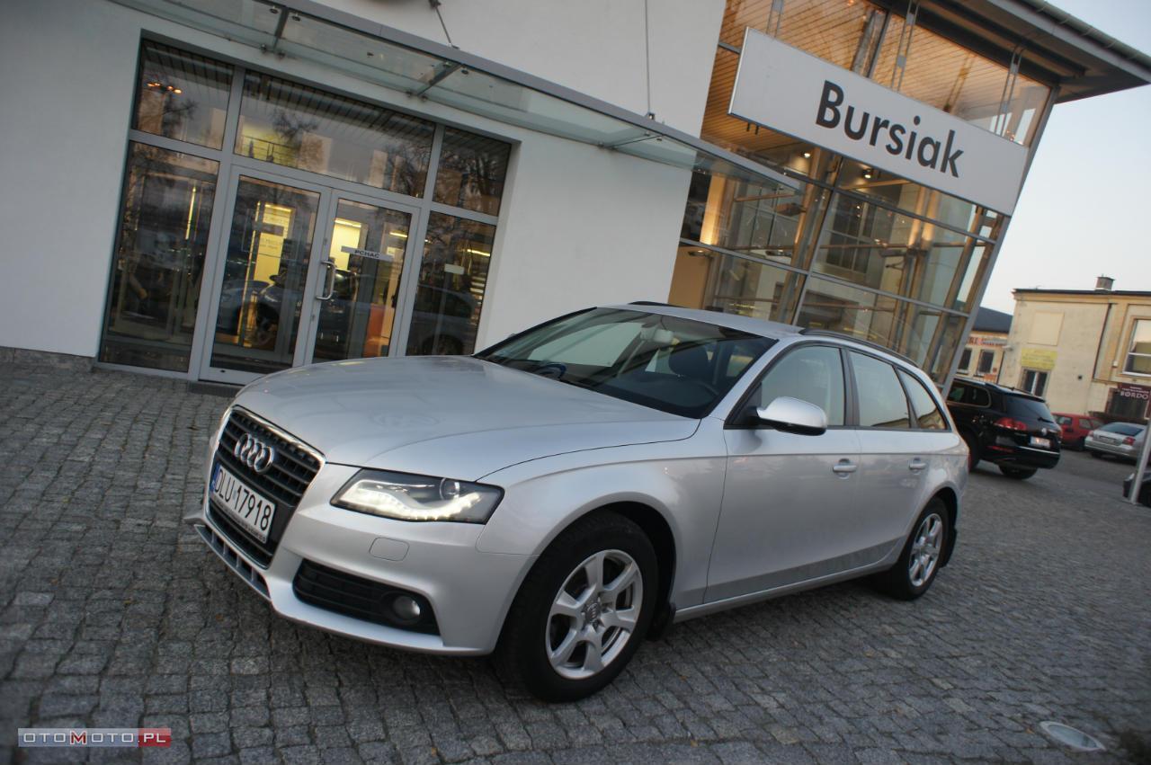 Audi A4 2.0TDI CR I rej 2011 SALON PL