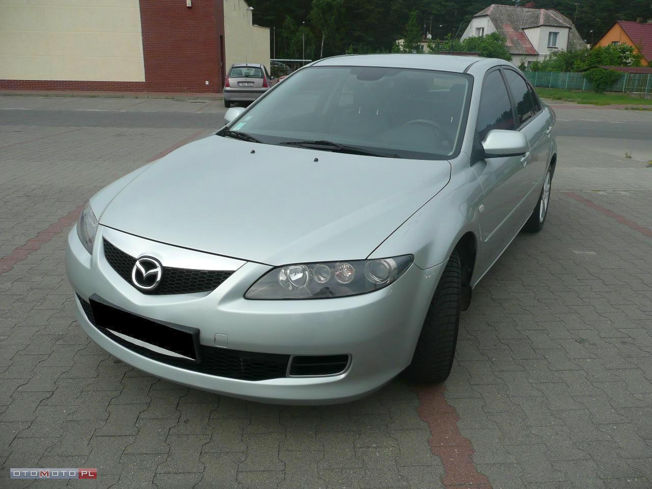 Mazda 6 Exclusive+SKÓRA+BOSE+TEMPO+LIF