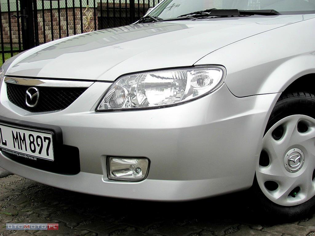 Mazda 323F 1 DZIEŃ W PL*Z NIEMIEC*OPŁACON