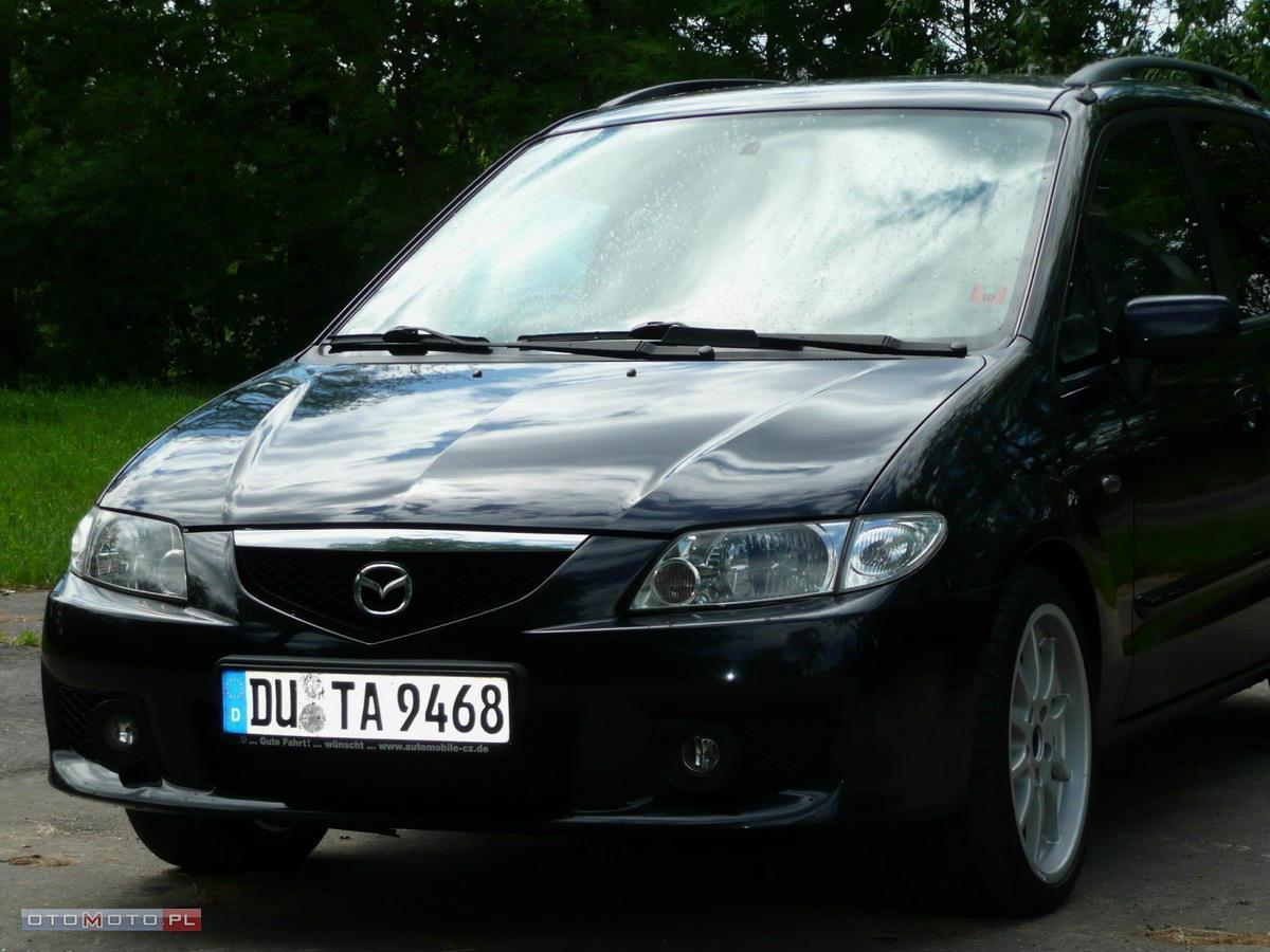 Mazda Premacy LIFT 2005 Climatronic Alu 17