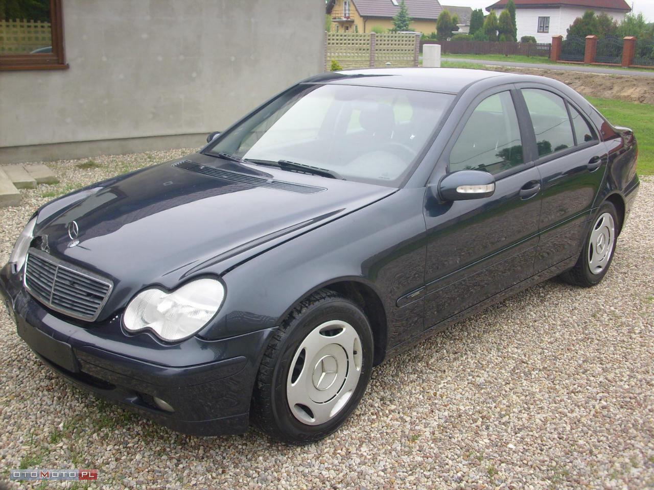 Mercedes-Benz C 200 *CDI*122PS*PIĘKNY*CLASSIC*2003