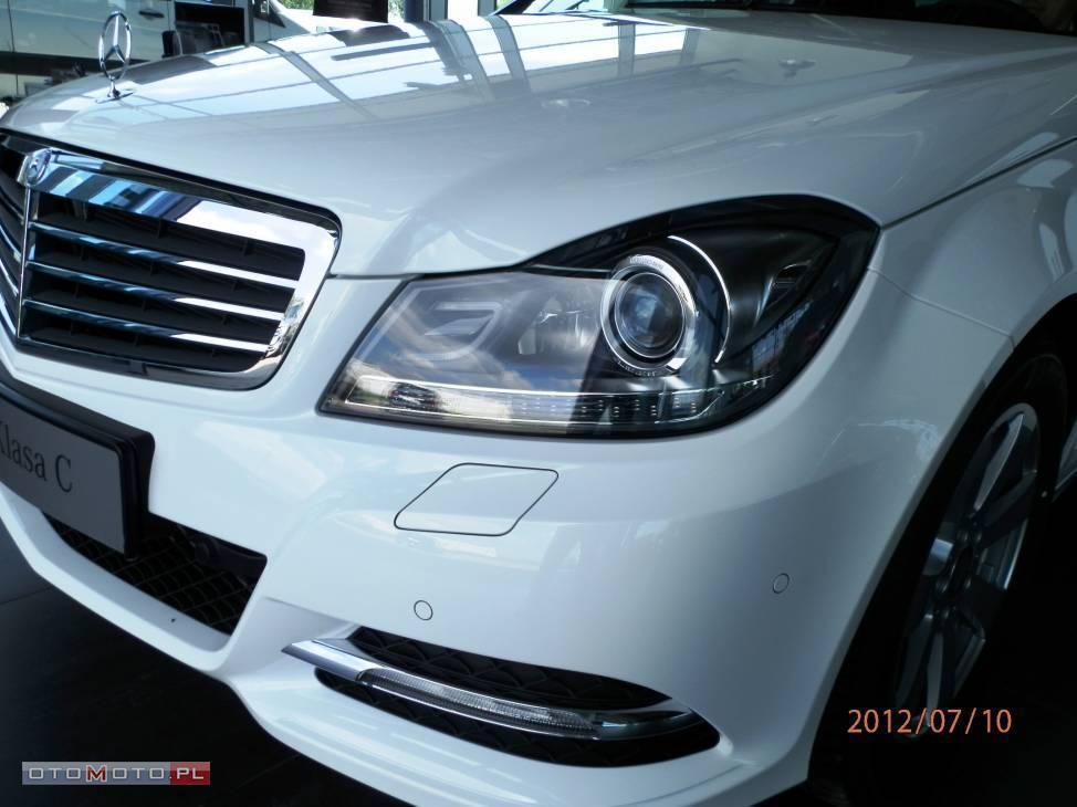 Mercedes-Benz C 180 Limitowana edycja Klasy C