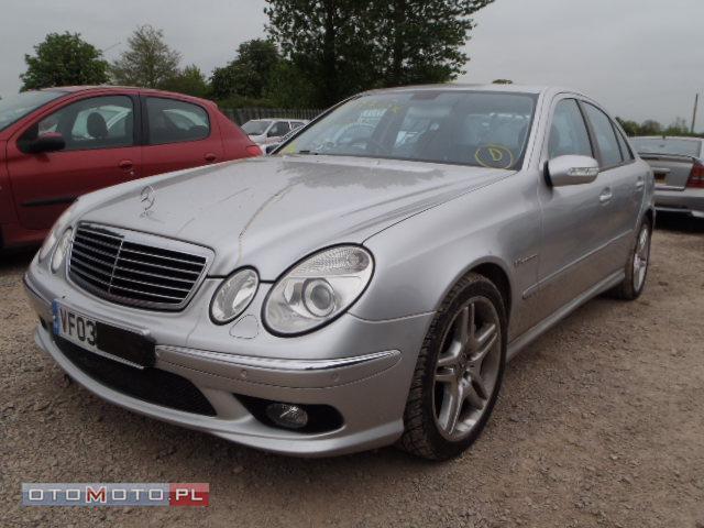 Mercedes-Benz E 55 Z ANGLII ANGLIK