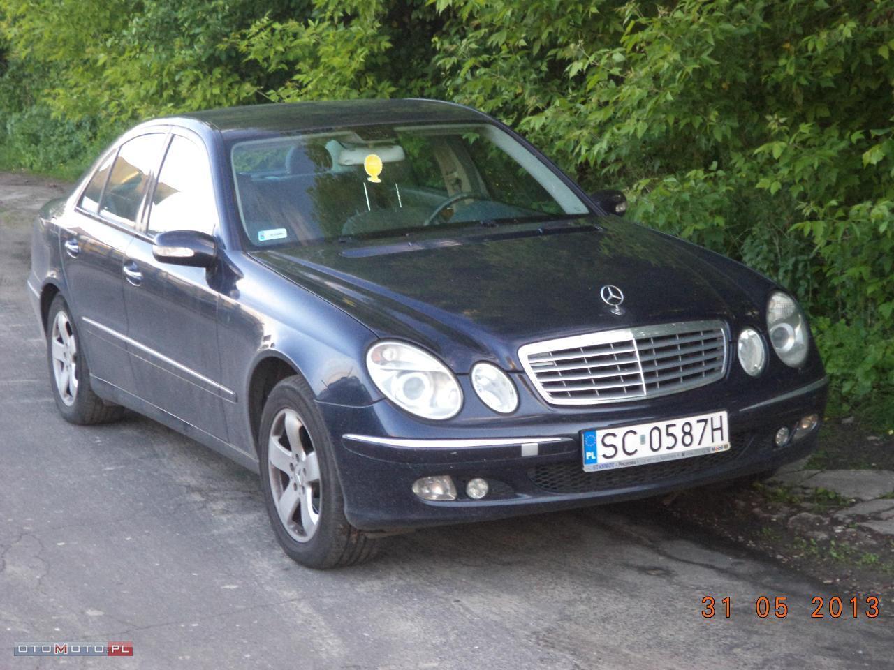 Mercedes-Benz E 220 Elegant