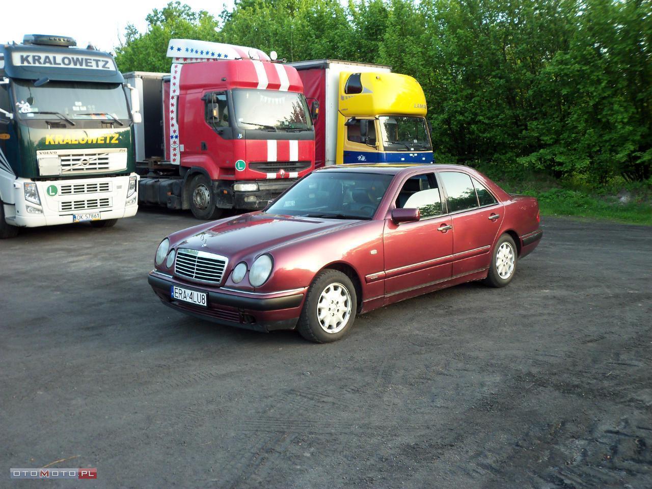 Mercedes-Benz 230 lpg zamiana