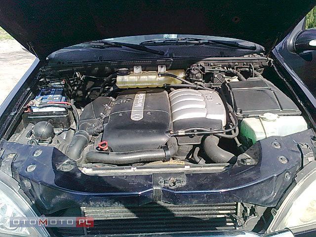 Mercedes-Benz ML 270 2,7CDI ESP ETS EPC KLIMATR
