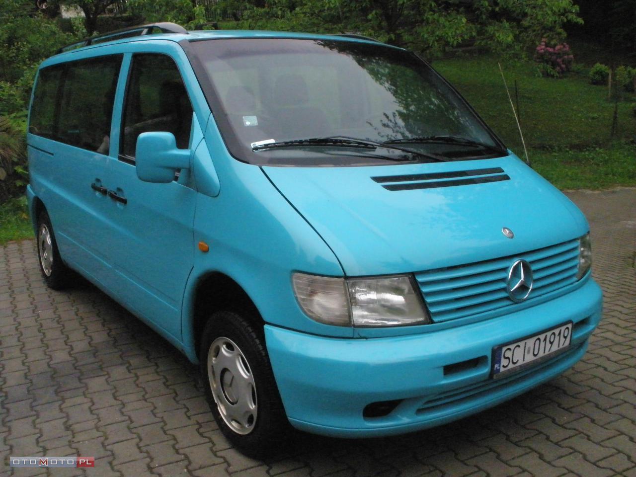Mercedes-Benz Vito kupiony w Polsce I właścicie