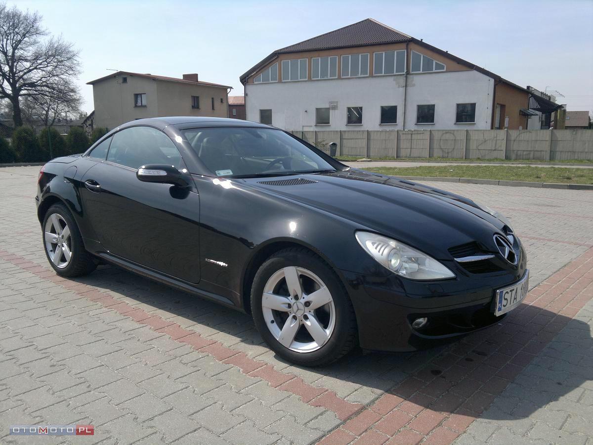 Mercedes-Benz SLK 200 Kompressor !! LPG !!