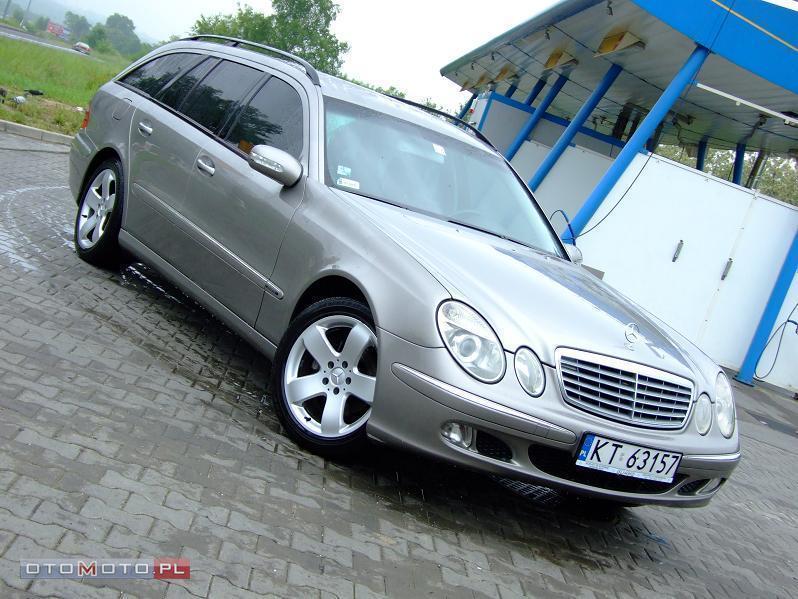 Mercedes-Benz E 270 270 CDI .. KOMBI.. ZADBANY !!!