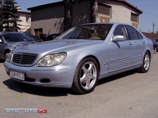 Mercedes-Benz S 400 4.0 CDI ZAREJESTROWANY