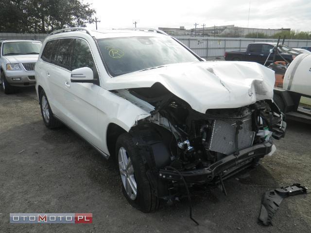 Mercedes-Benz GL 450 2013 4-Matic Nowy Model