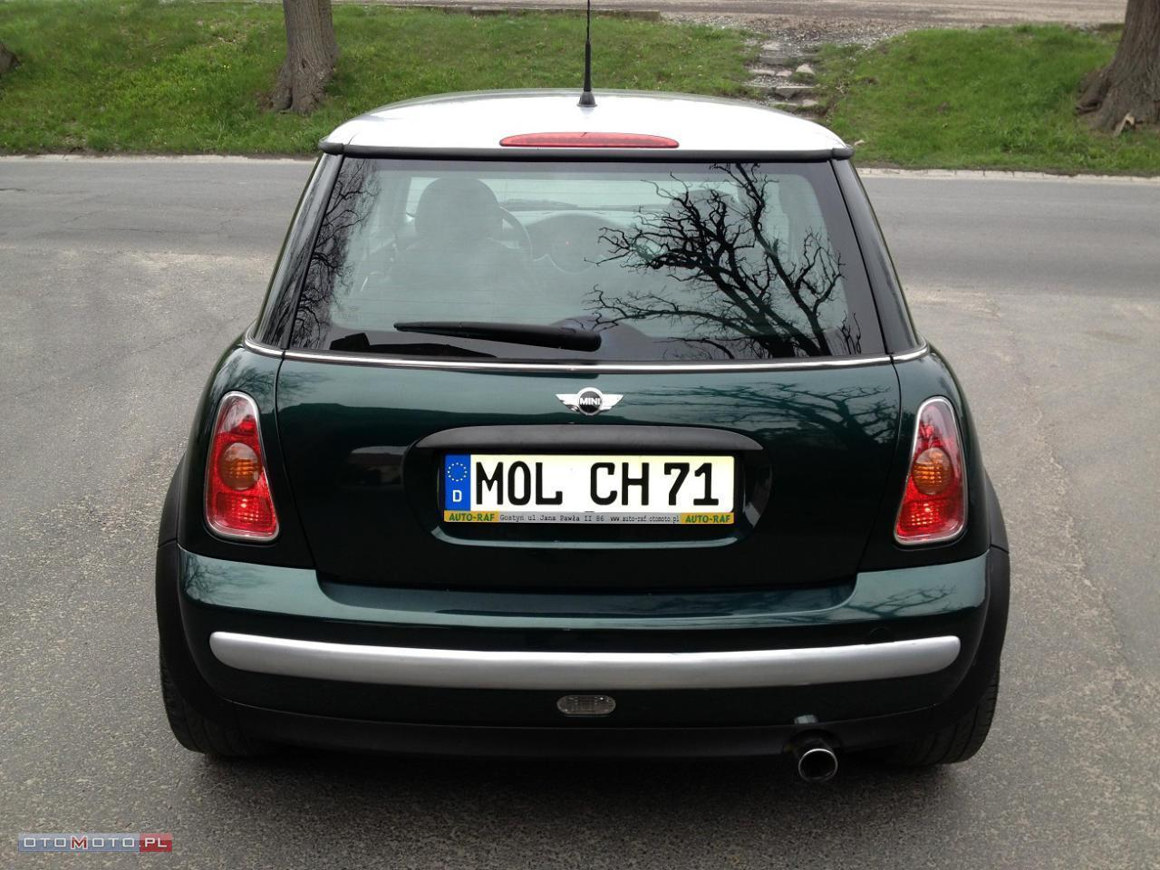 Mini Cooper 1,6 KLIMA SUPER STAN !!!