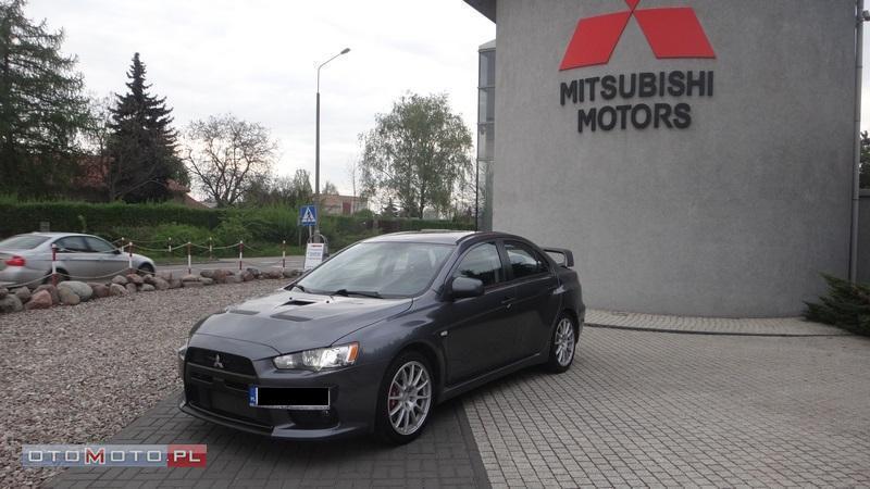 Mitsubishi Lancer Evolution X GSR MT 350