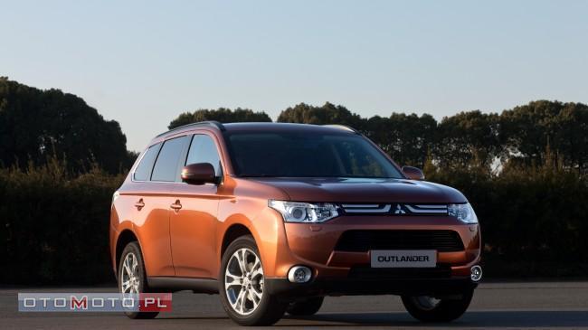 Mitsubishi Outlander 2.0 MIVEC 150 KM INVITE PLUS