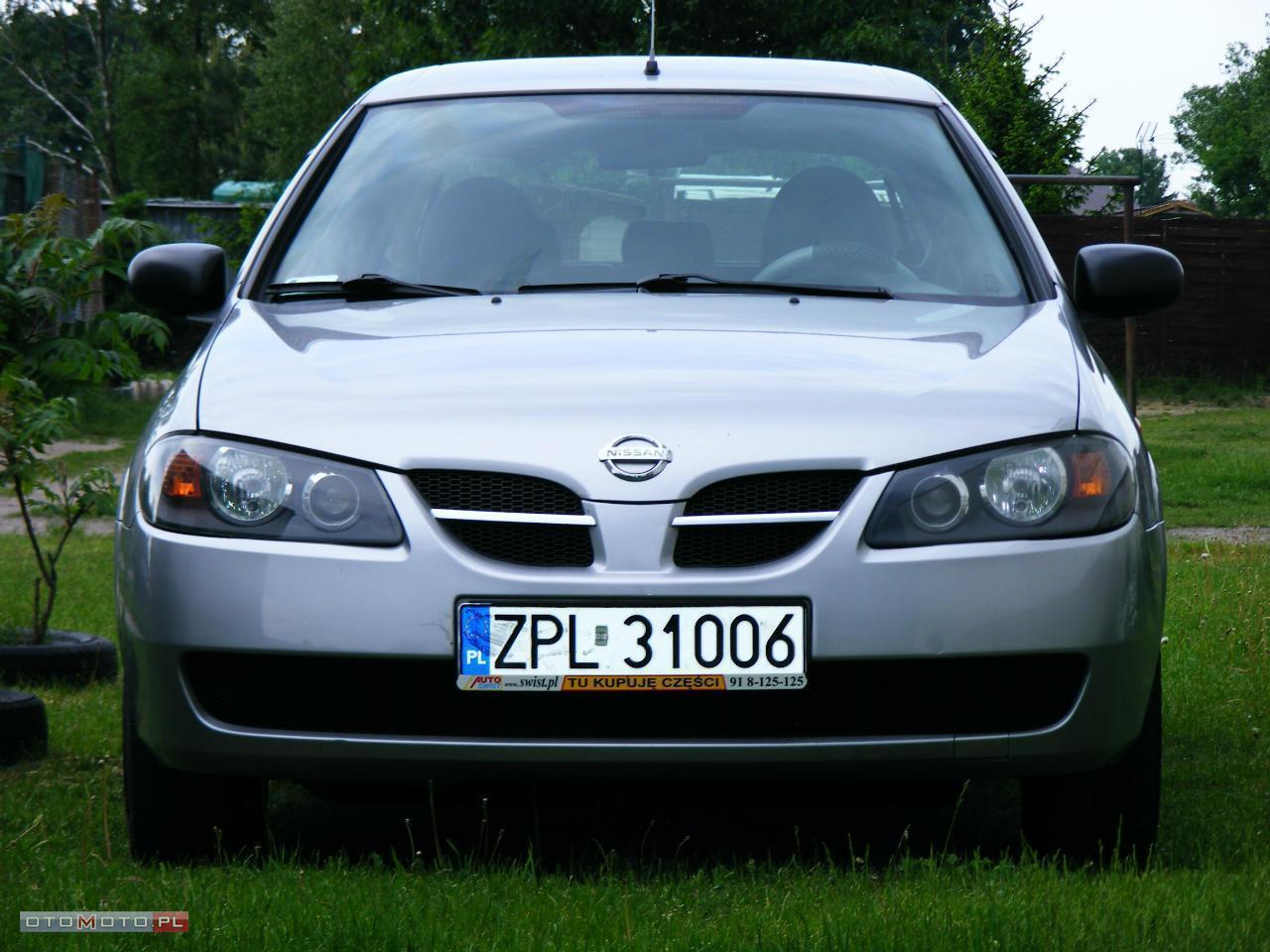 Nissan Almera Turbo Diesel