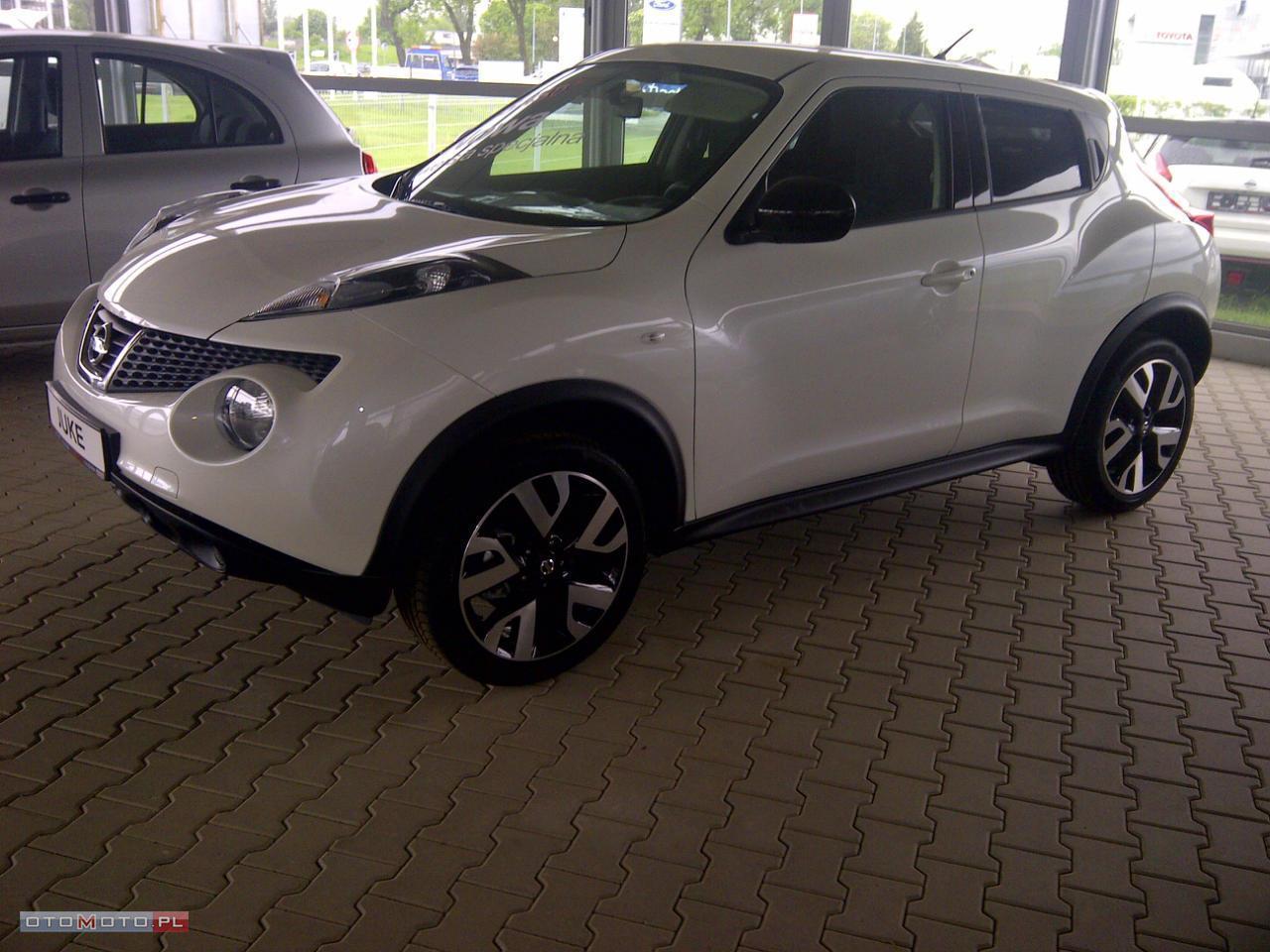 Nissan Juke 1.6 2WD N-TEC