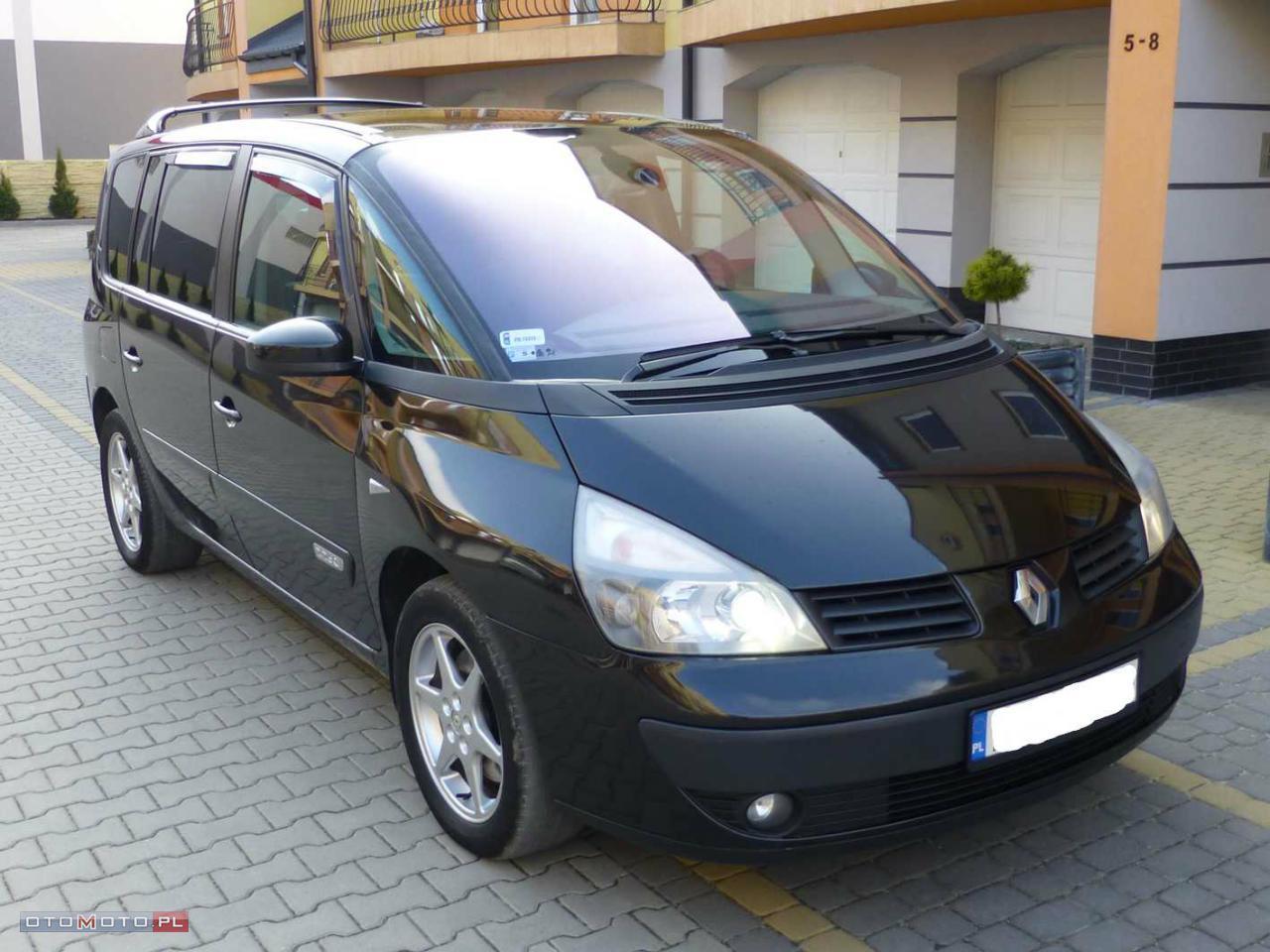 Renault Espace 7 MIEJSC,SKÓRY,NAVI,SOLAR DACH