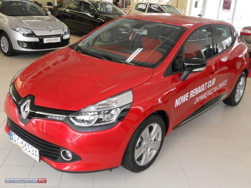 Renault Clio DYNAMIQUE 0,9 TCe 90KM DEMO