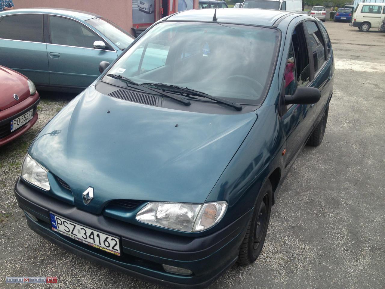 Renault Scenic 2.0 KAT ,AUTOMAT,SUPER STAN