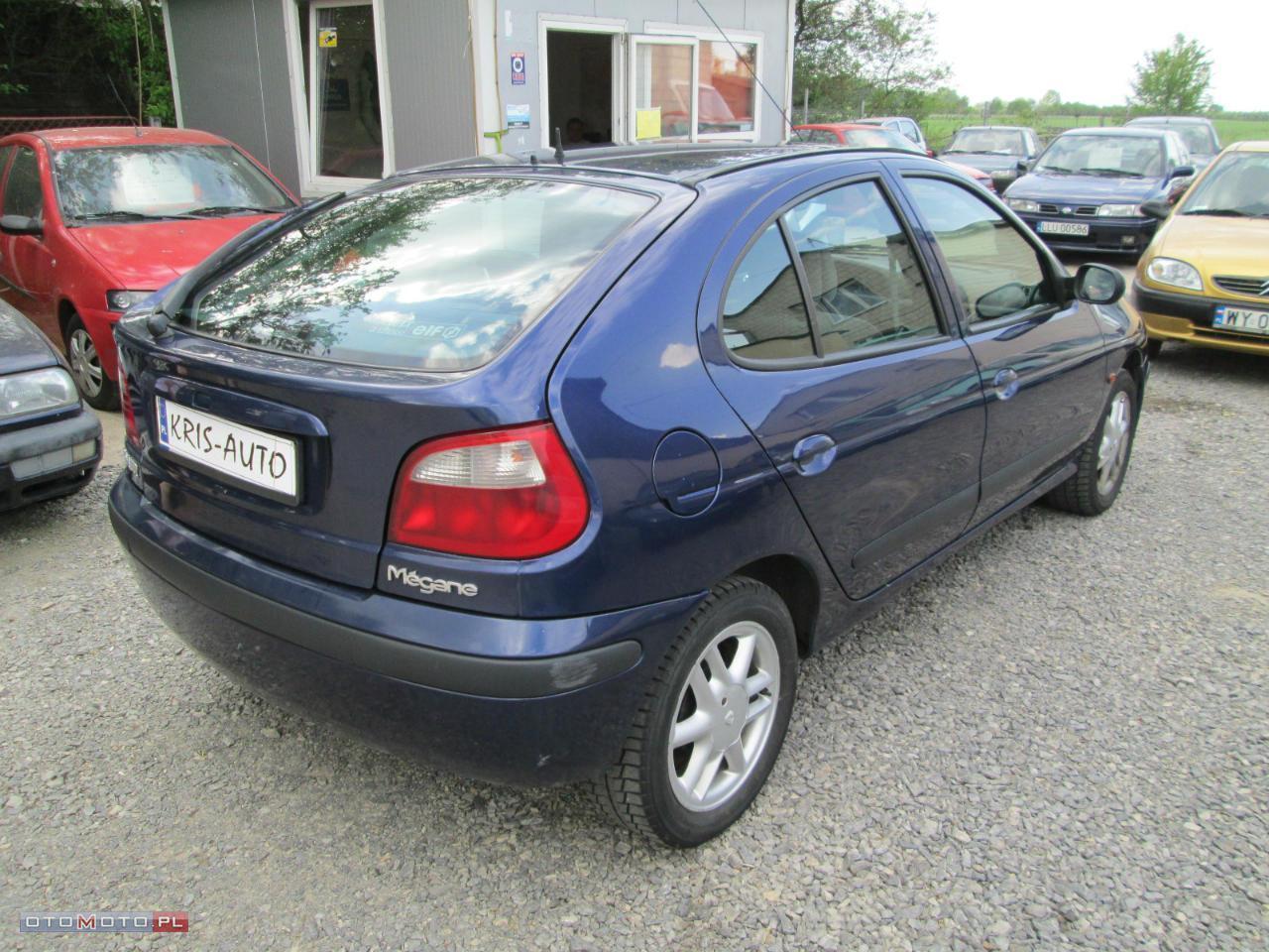 Renault Megane 02R 1.9DCI KLIMA ZADBANY_LUKOW