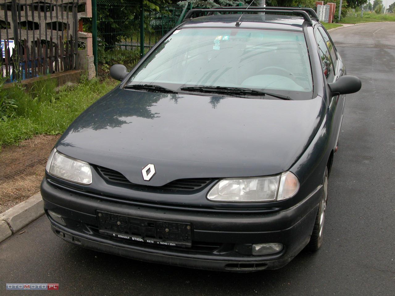 Renault Laguna KLIMA -2.2 D-CZĘŚCI LUB CAŁOŚĆ