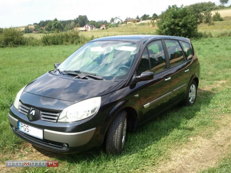 Renault Grand Scenic 1,9 dci 120 KM