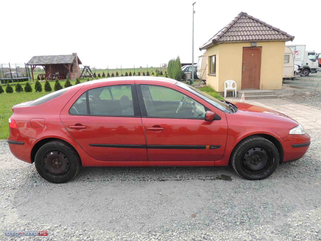 Renault Laguna 1.8 16 V 90.000 km