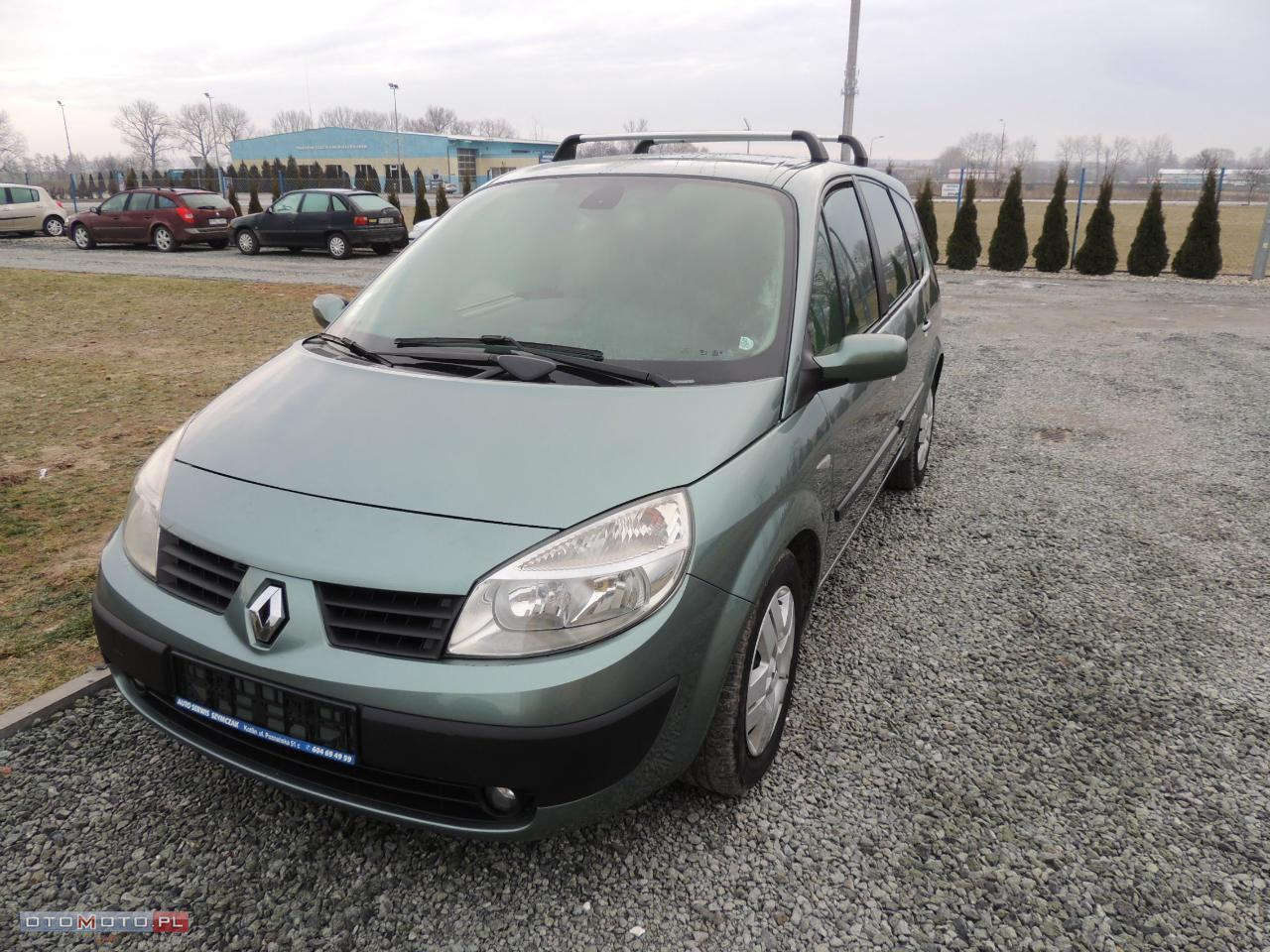 Renault Grand Scenic 1.5 Dci 7-osób