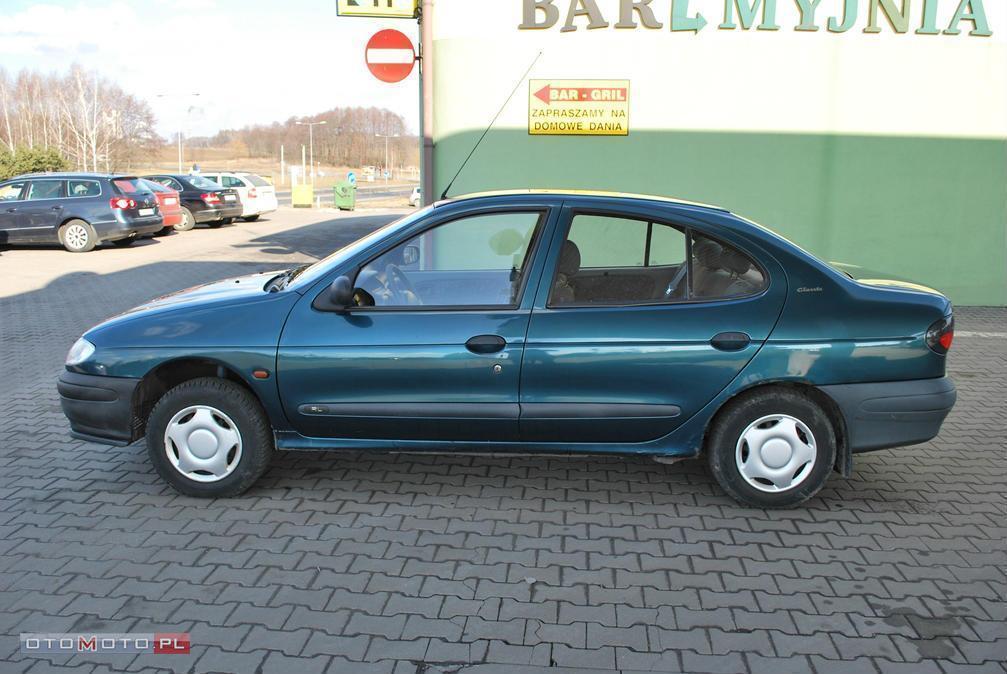 Renault Megane KRAJOWA! SERWIS! DOBRE AUTO!!!
