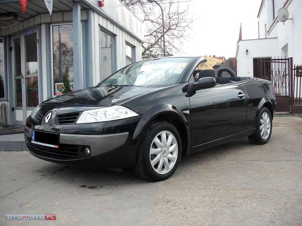 Renault Megane *CABRIO SALON PL KLIMATRONIC*