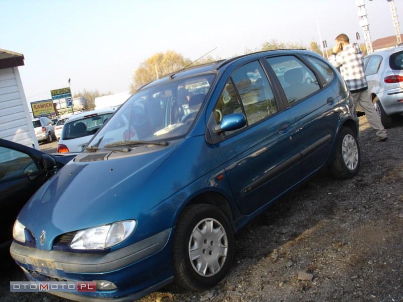 Renault Scenic 1.9 dTi 80 KM