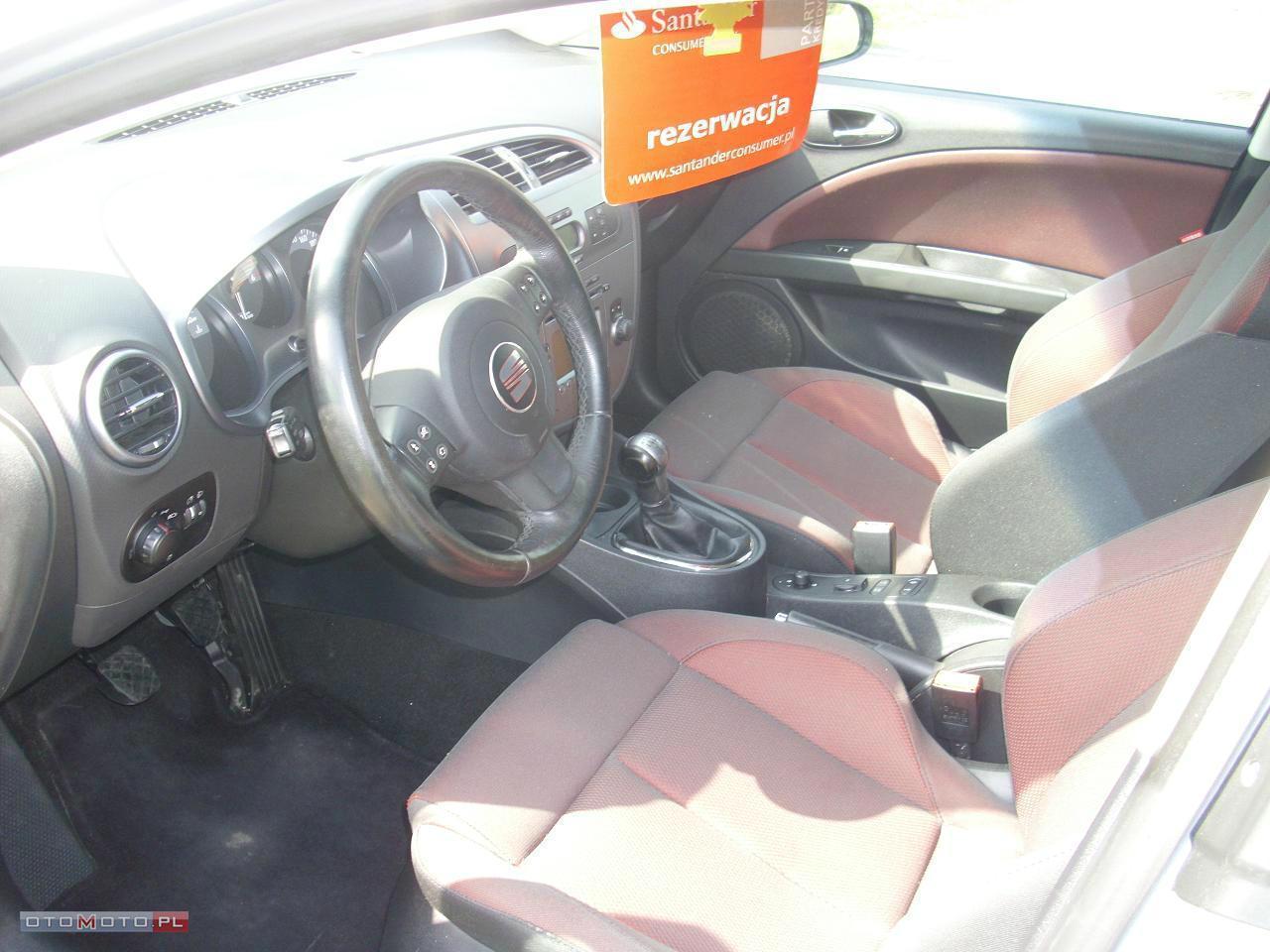 Seat Leon 2.0 TDI** CLIMATR** OPŁACONY