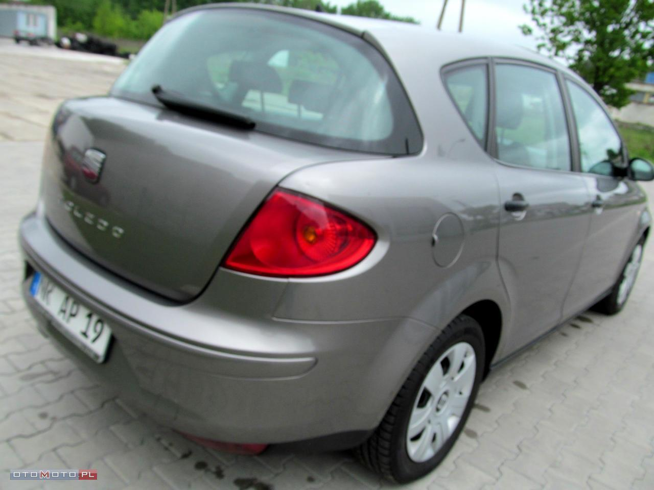 Seat Toledo 1.9TDI-STAN PERFECT-OKAZJAAAA
