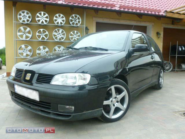 Seat Ibiza 1.8TURBO,150PS,STAN BDB