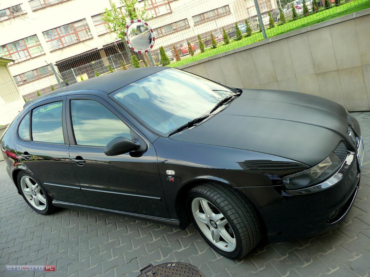 Seat Leon FR Carbon - Piękny - 6 Biegów