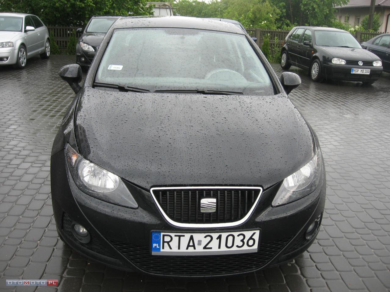 Seat Ibiza ORYG.LAKIER,TDI,12TKM,JAK NOWY