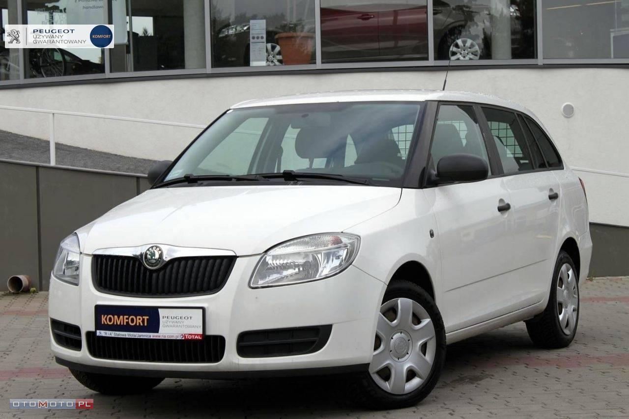 Škoda Fabia KOMBI 1,9 TDI GWARANCJA DEALER