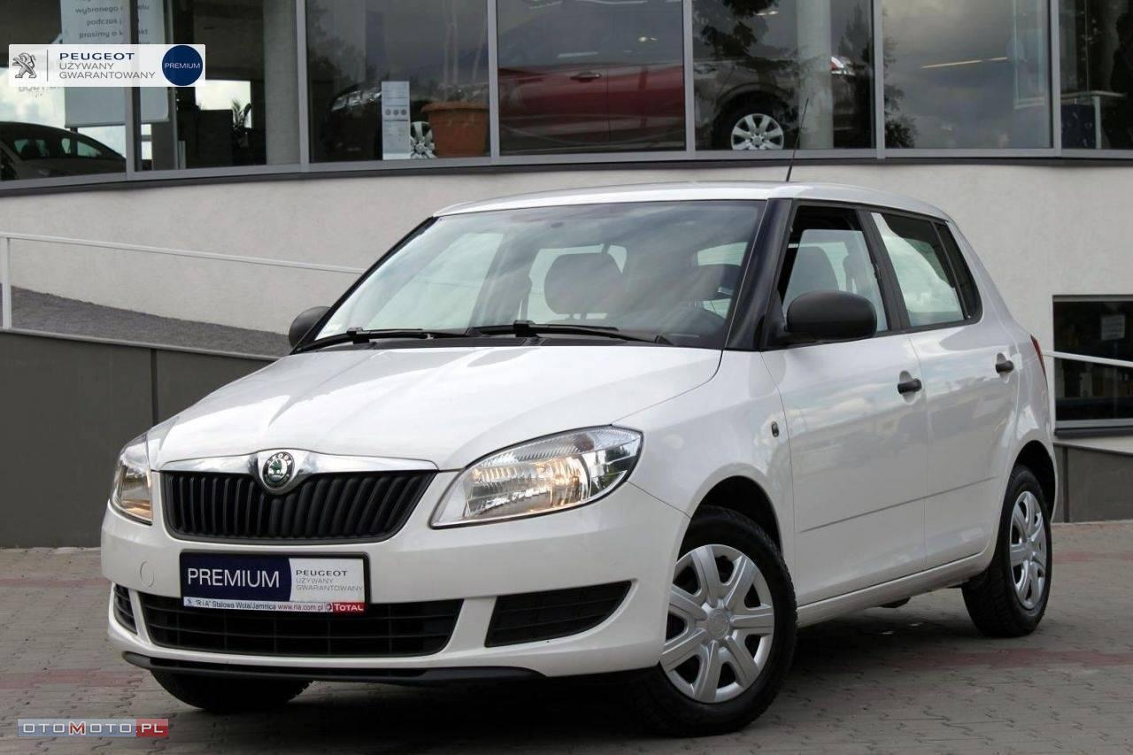 Škoda Fabia 1,2 LPG KLIMA GAZ DEALER FVAT