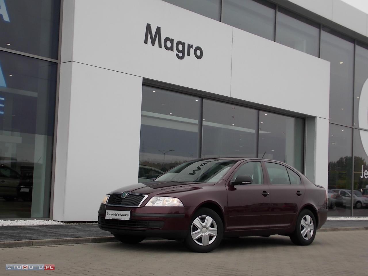 Škoda Octavia 1,6i+LPG Krajowy I Właściciel