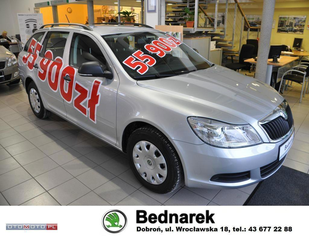 Škoda Octavia 1.6 MPI W KREDYCIE 4x25% !!!!