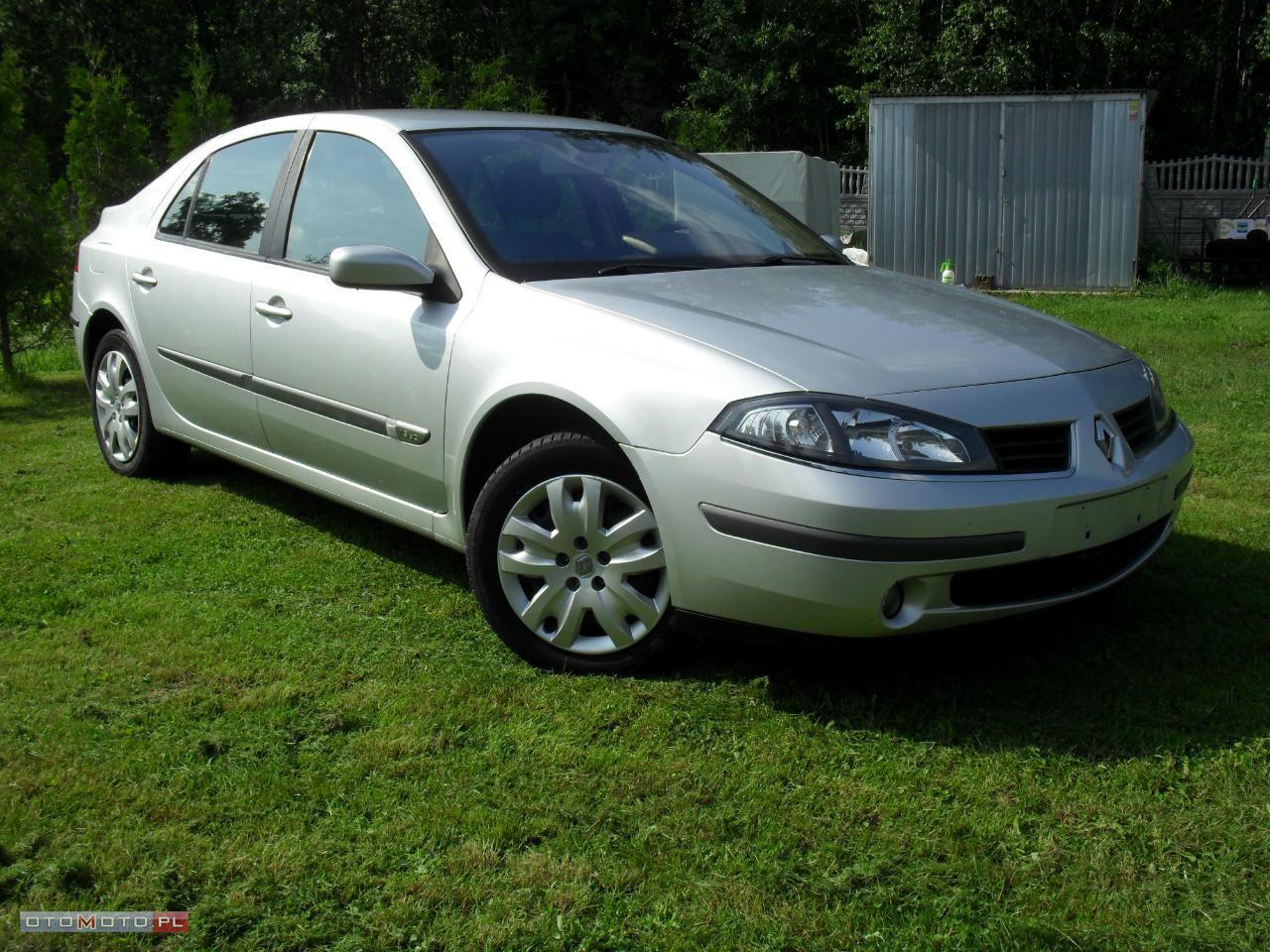 Renault Laguna Po Lifcie 2006r Zamiana