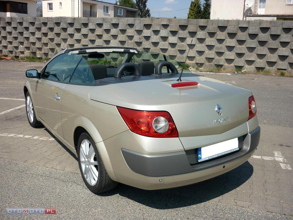 Renault Megane Cabrio 1.9 DCI 120PS Panorama