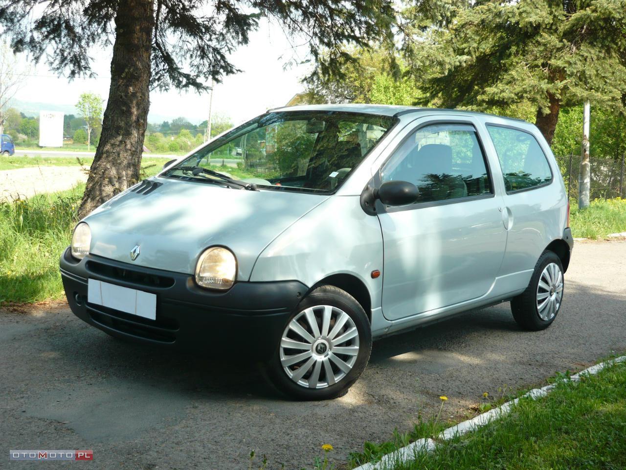 Renault Twingo ZADBANY!