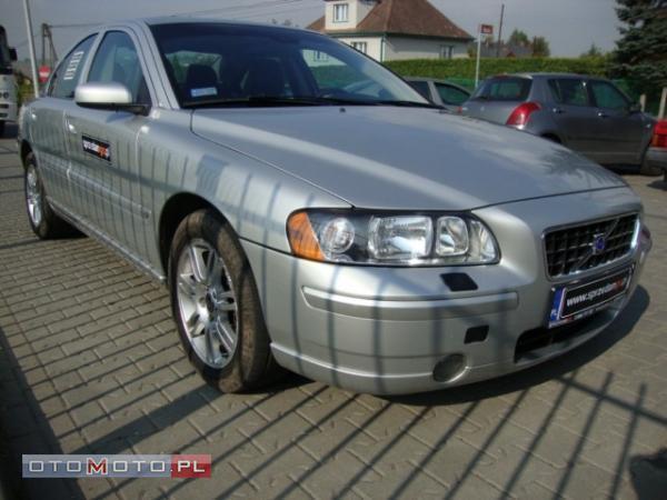Volvo S60 2.5 AUTOMAT VAT 23% SPRZEDAMG