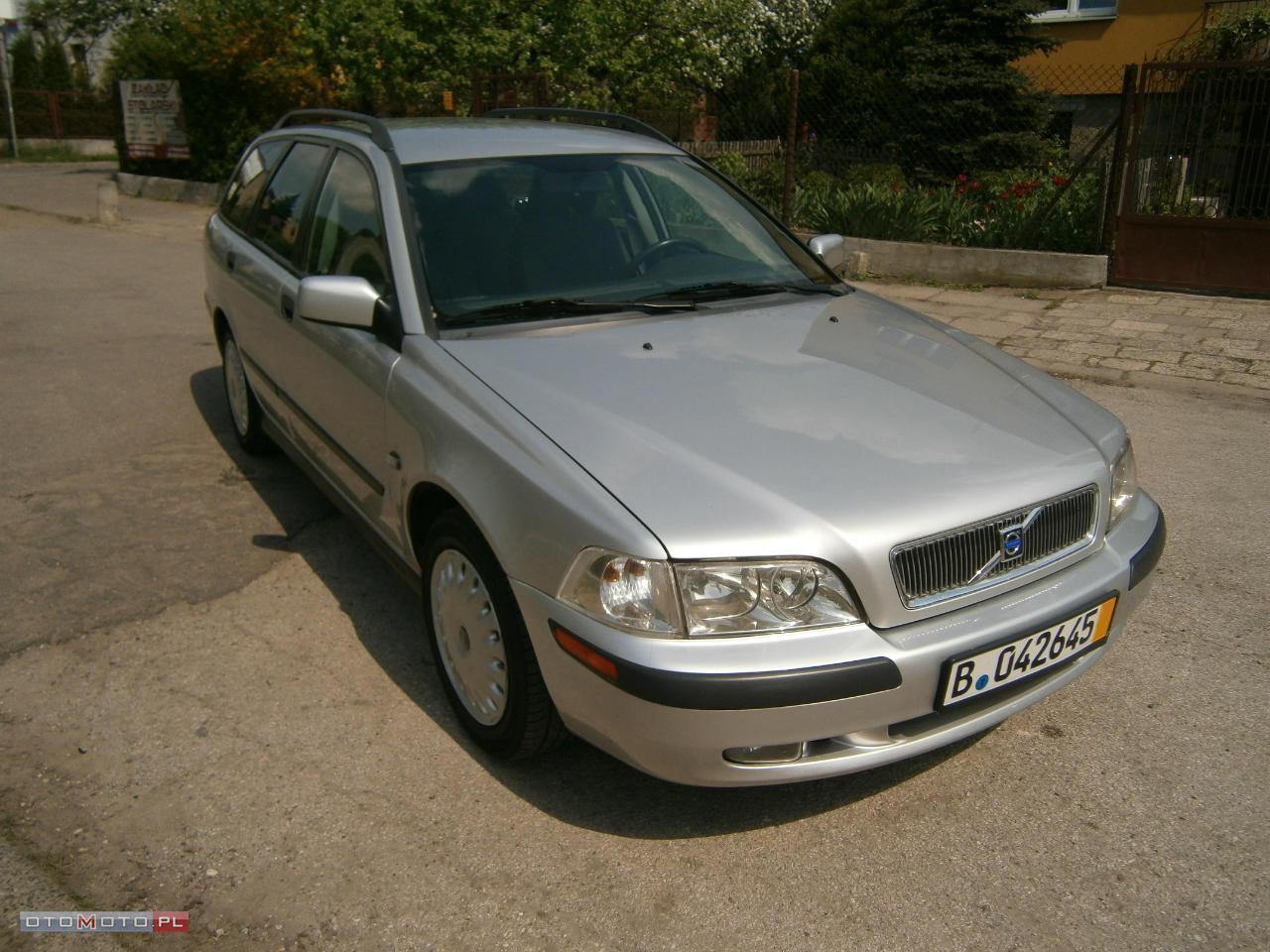 Volvo V40 KLIMA! SPROWADZONY STAN BDB!!!