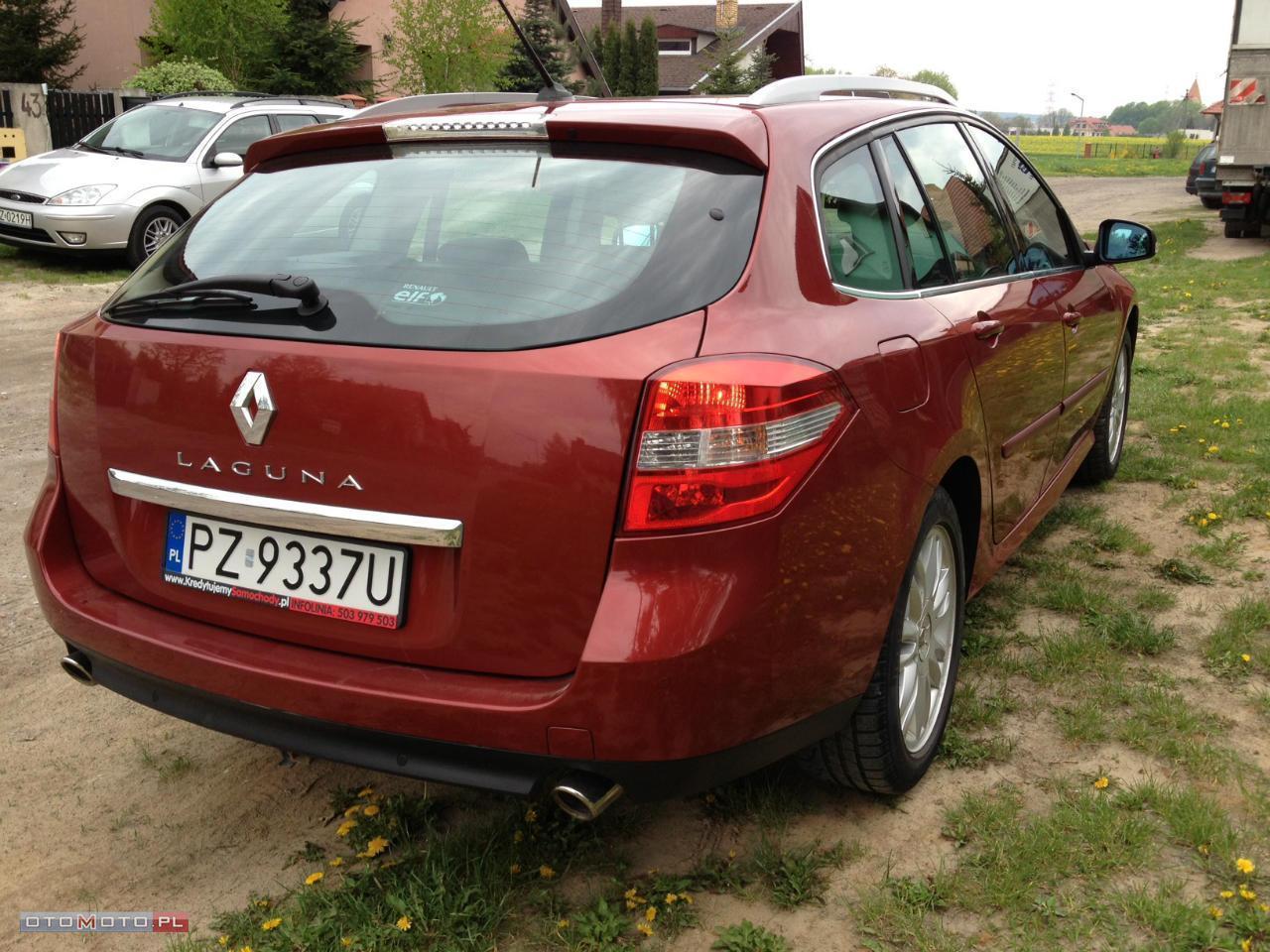 Renault Laguna INITIALE PARIS 2.0D AUT NAVI