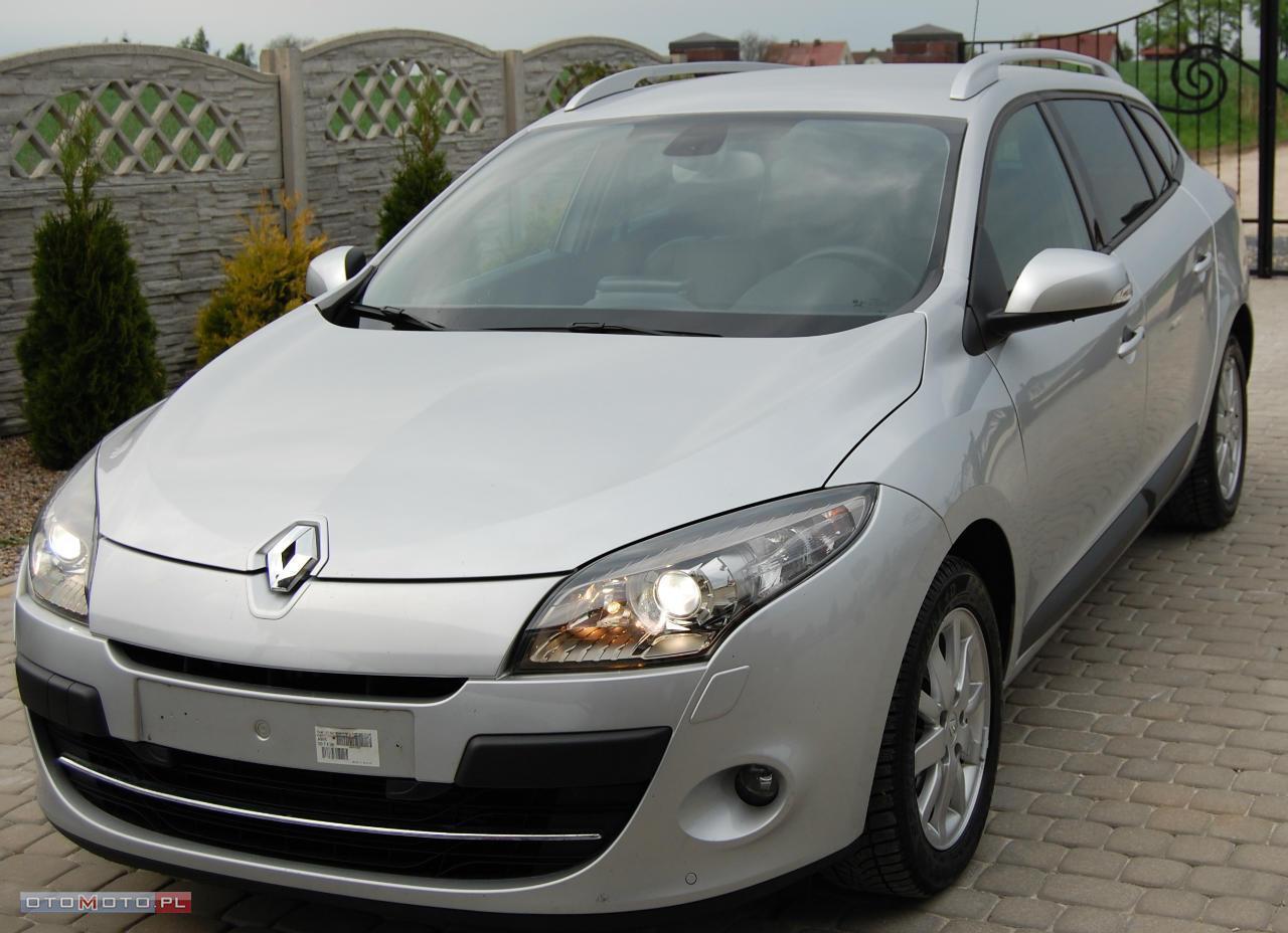 Renault Megane KSENON NAVI SKORA 1.9DCTI 130K